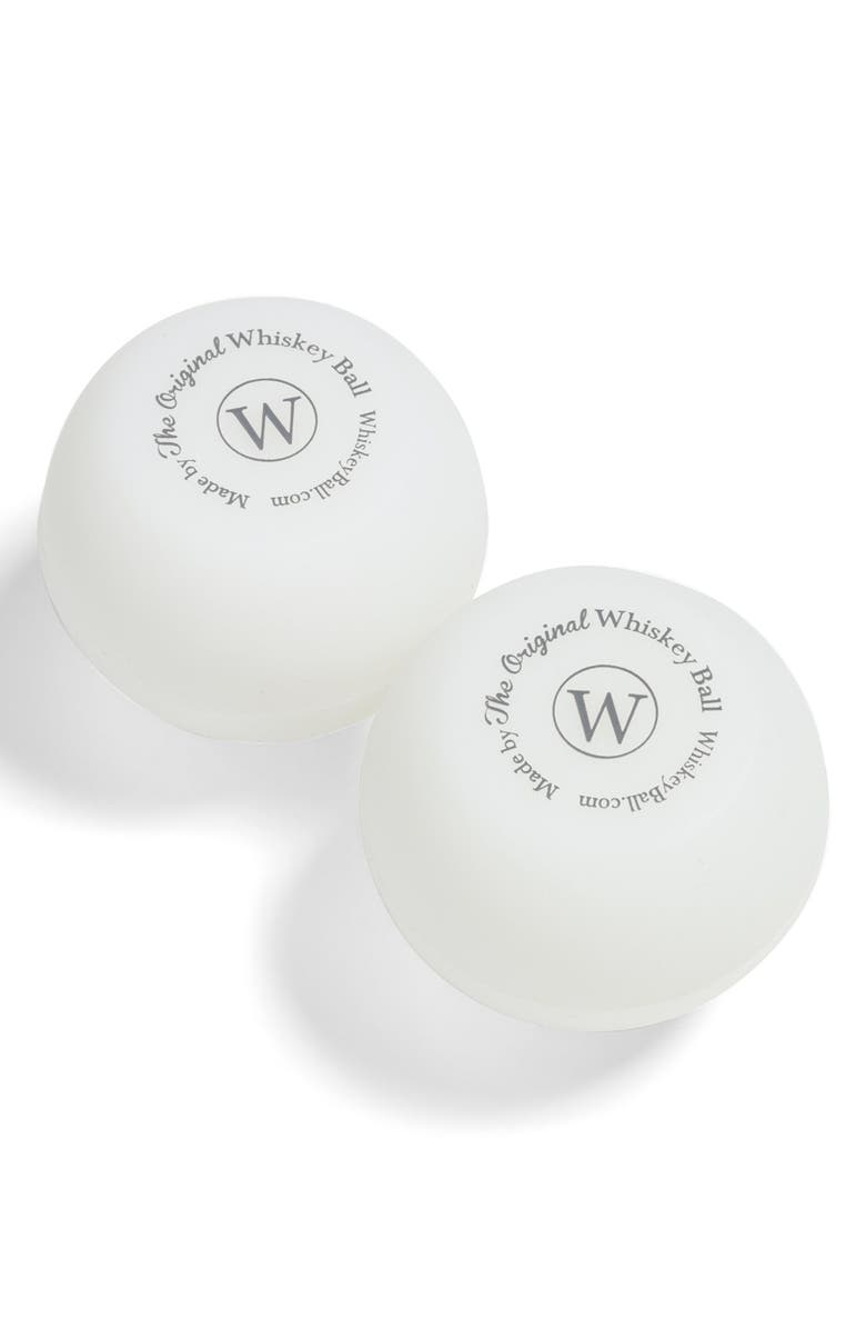 THE ORIGINAL WHISKEY BALL Ice Mold, Main, color, 100