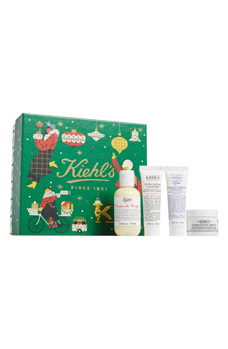 KIEHL'S SINCE 1851 Hydration Essentials Set, Main, color, 000