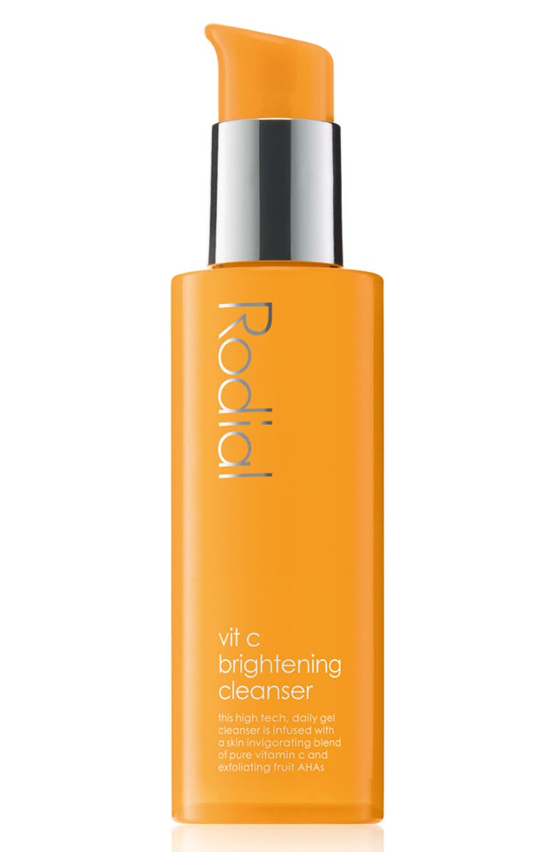 RODIAL Vitamin C Brightening Cleanser, Main, color, NO COLOR