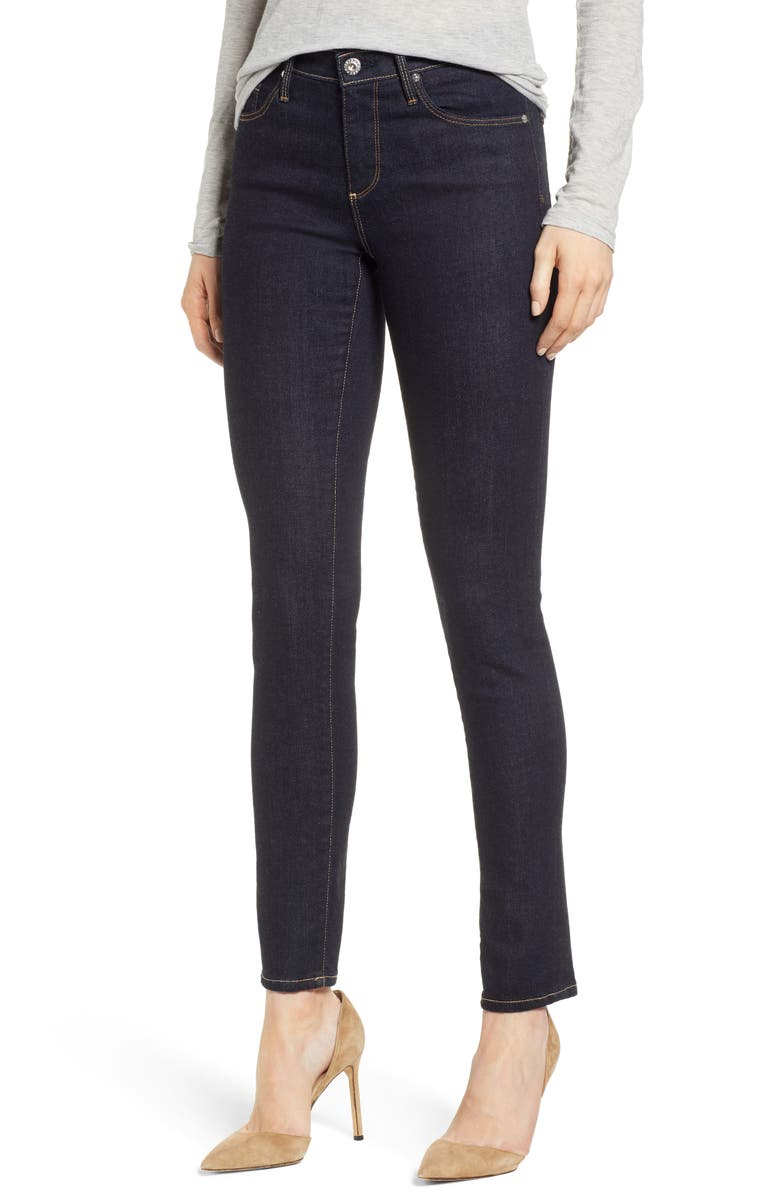 AG Prima Ankle Skinny Jeans, Main, color, 403