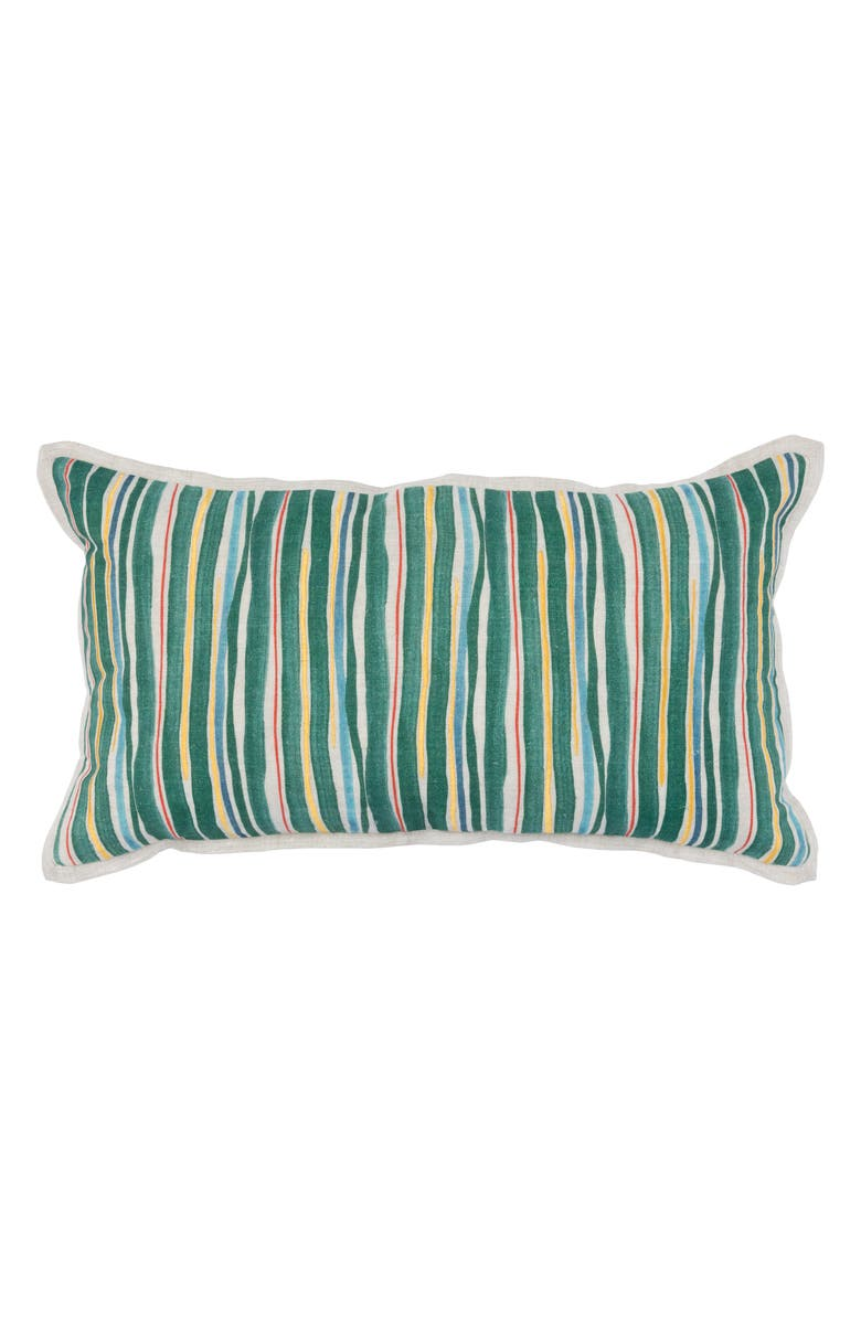 VILLA HOME COLLECTION Blythe Ivy Accent Pillow, Main, color, 300