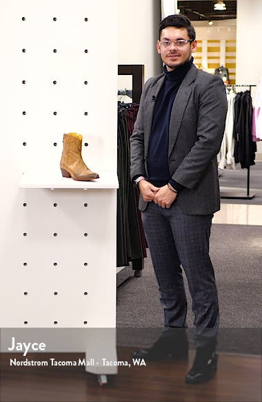 New Frontier Western Bootie, sales video thumbnail