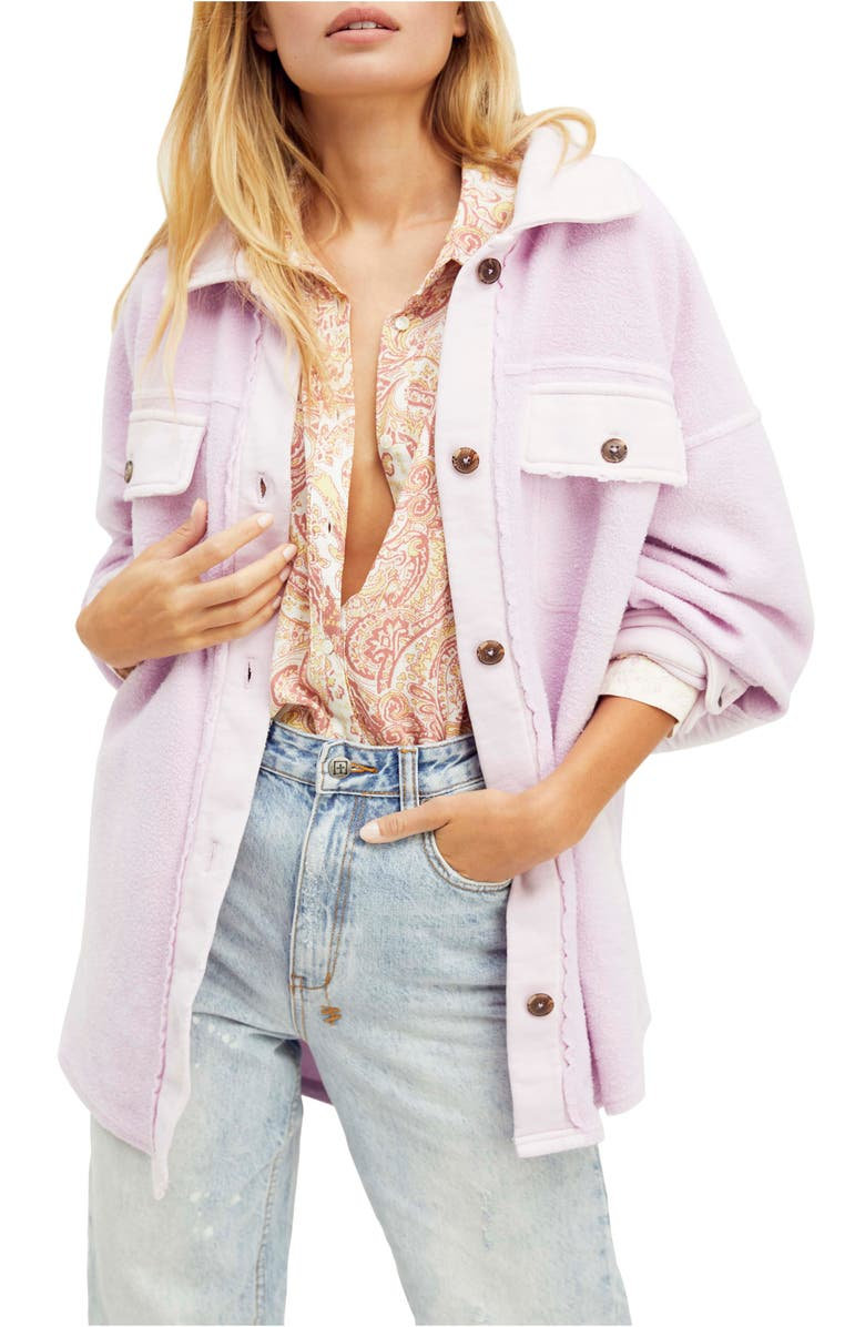 FREE PEOPLE Ruby Jacket, Main, color, ETHEREAL