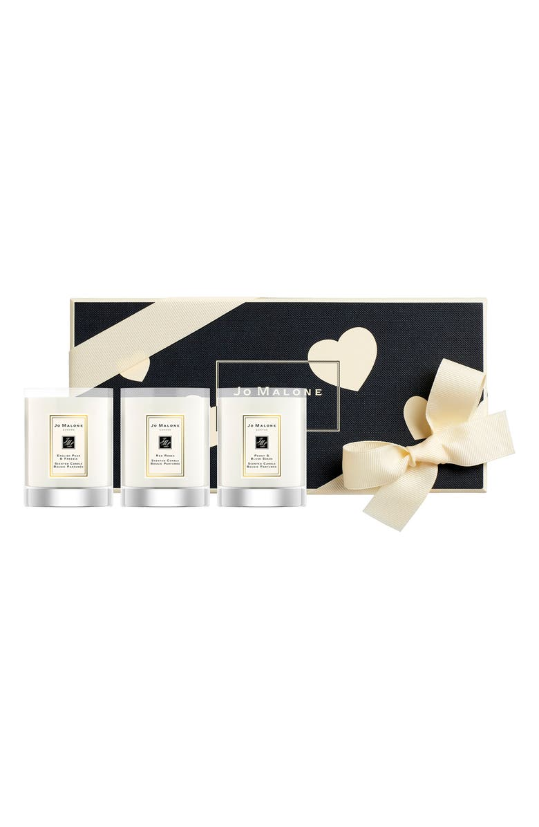 JO MALONE LONDON<SUP>™</SUP> Travel Candle Trio, Main, color, 000