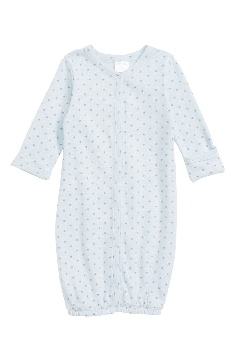 NORDSTROM BABY Convertible Gown, Main, color, 450