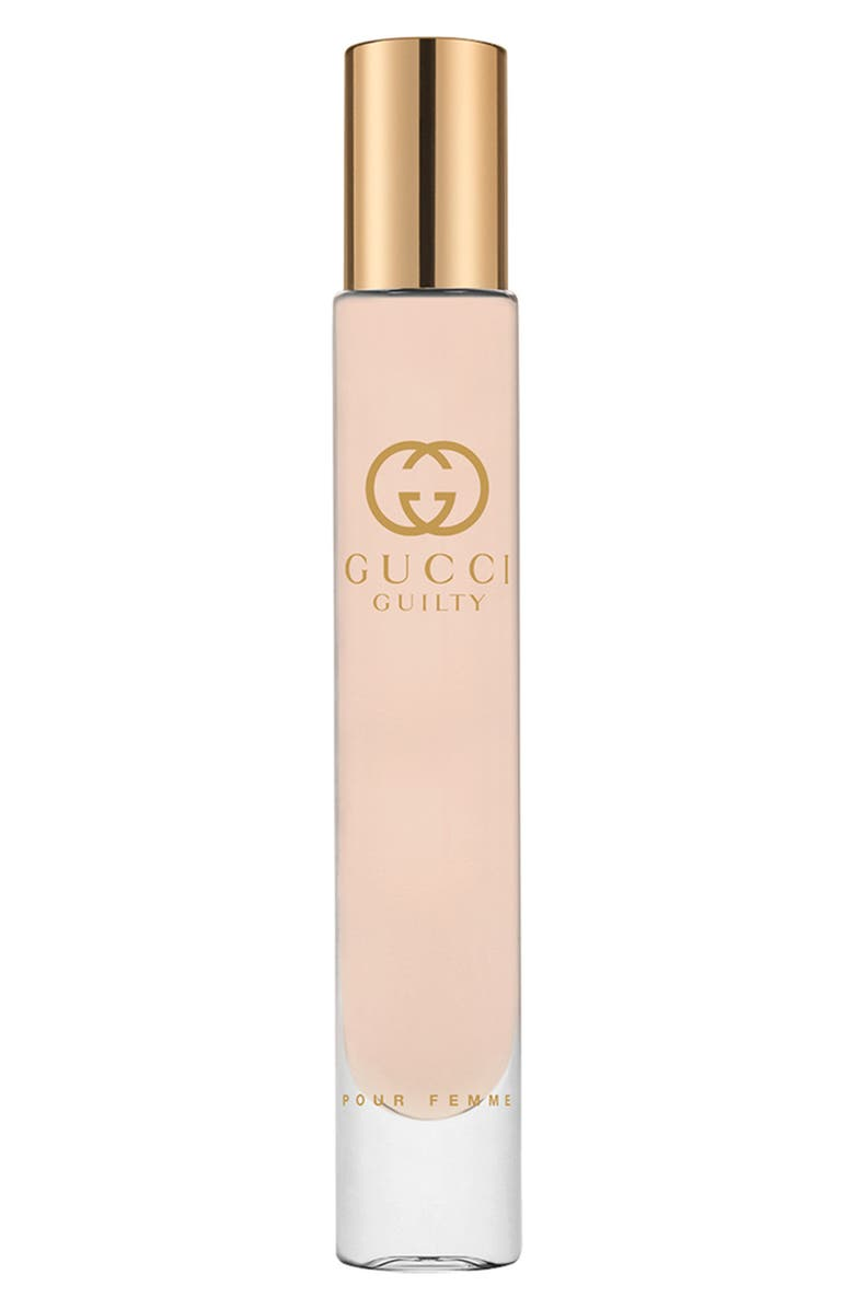 GUCCI Guilty Pour Femme Eau de Parfum Rollerball, Main, color, NO COLOR