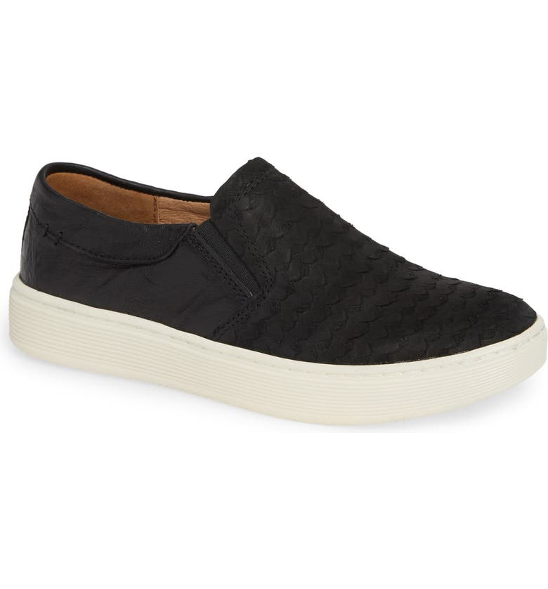 SÖFFT Somers III Slip-On Sneaker, Main, color, ROSEWATER LEATHER
