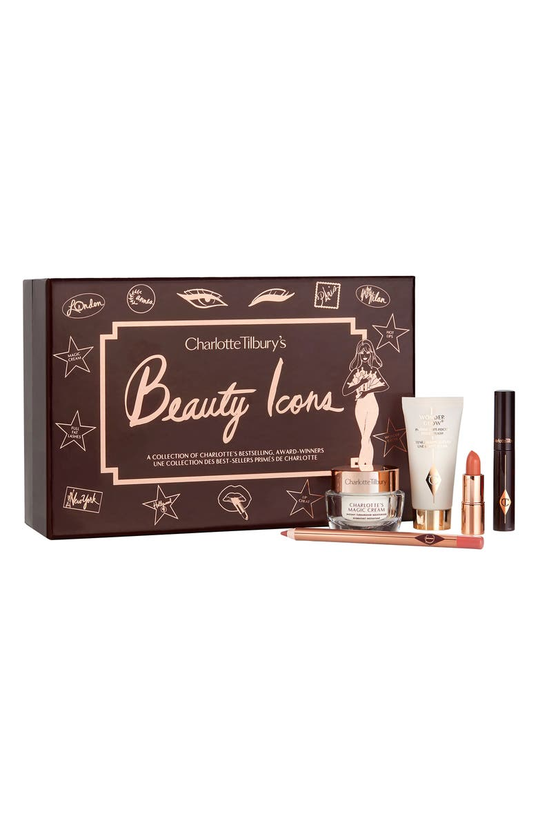 CHARLOTTE TILBURY Charlottes Beauty Icons Collection, Main, color, No Color