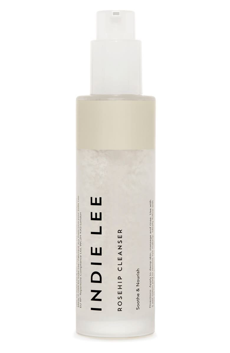 INDIE LEE Rosehip Cleanser, Main, color, 000