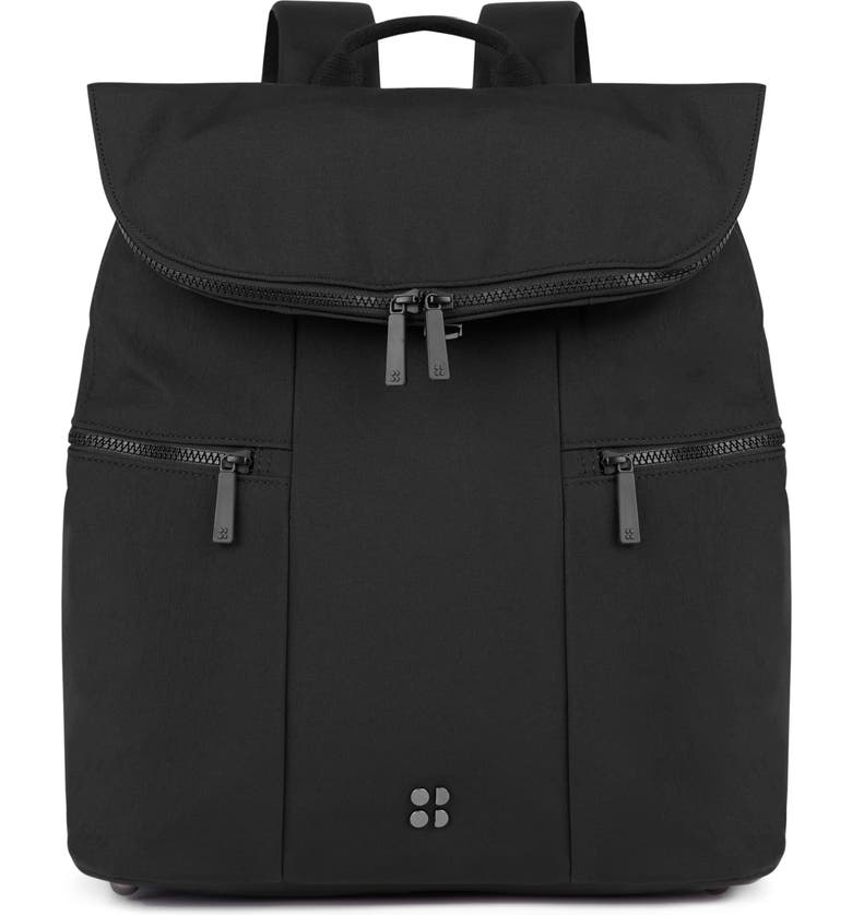 SWEATY BETTY All Sport 2.0 Backpack, Main, color, BLACK