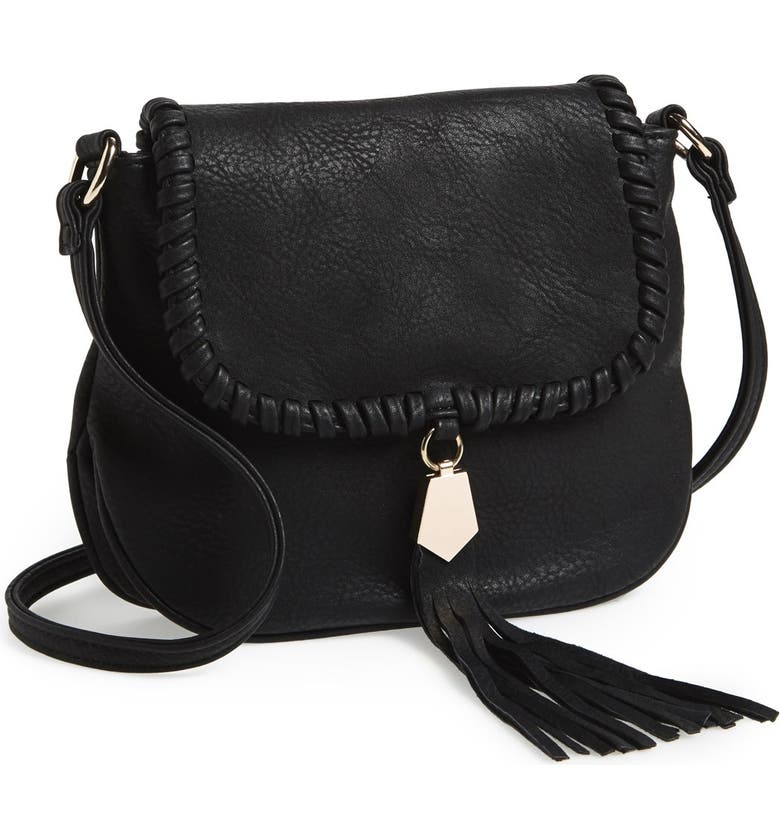 BIG BUDDHA 'Arlingtone' Crossbody Bag, Main, color, 001