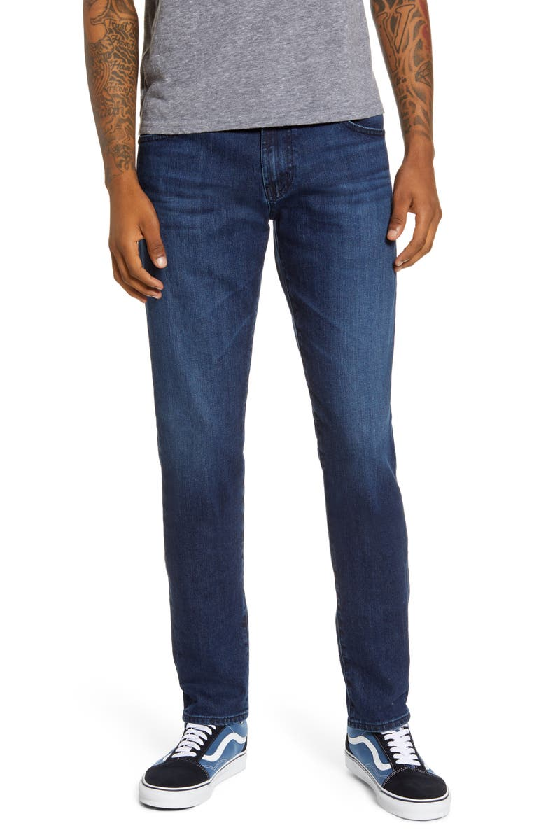 AG Dylan Skinny Fit Jeans, Main, color, JAMESTOWN
