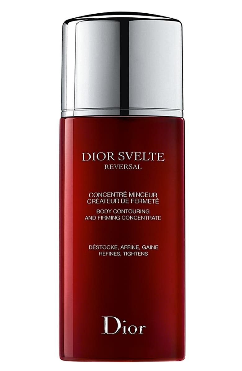 DIOR 'Svelte Reversal' Body Contouring & Firming Concentrate, Main, color, 000