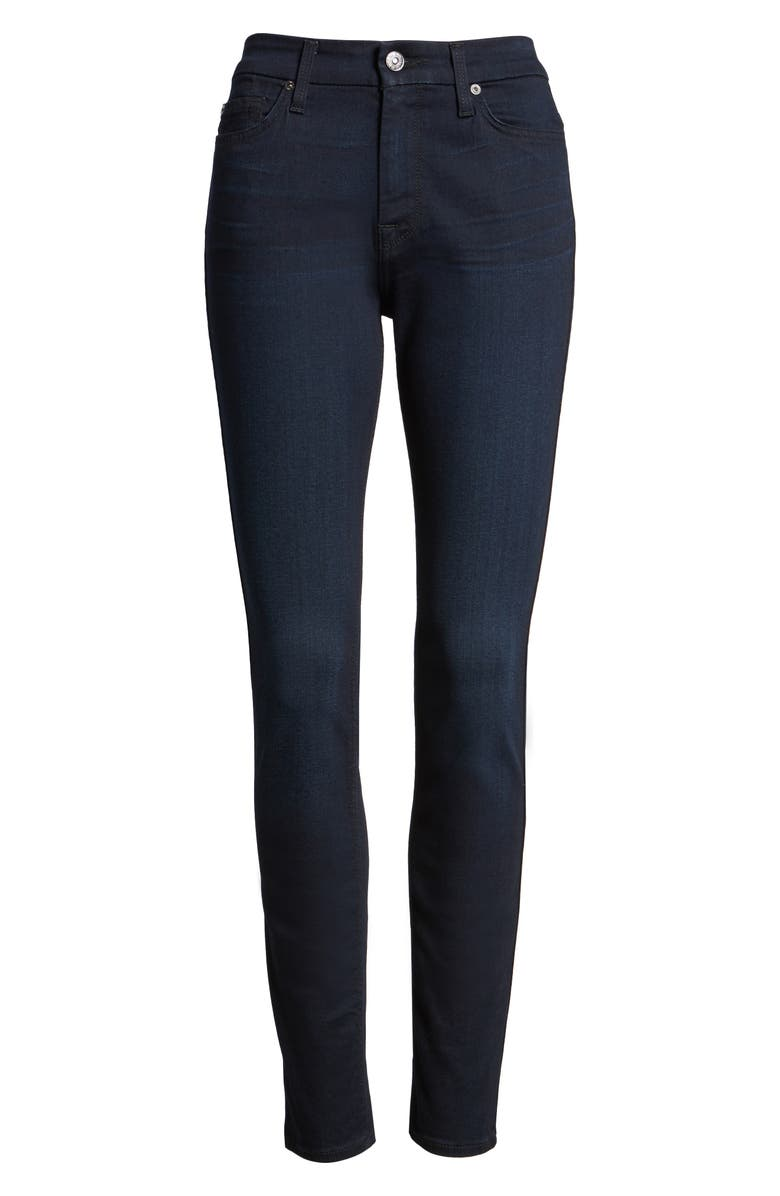 7 FOR ALL MANKIND<SUP>®</SUP> 7 For All Mankind b(air) High Waist Skinny Jeans, Main, color, 400