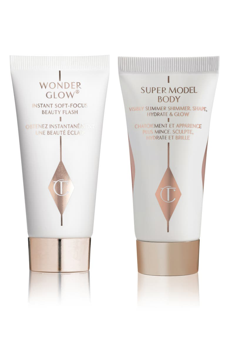 CHARLOTTE TILBURY Glow On the Go Duo, Main, color, 000