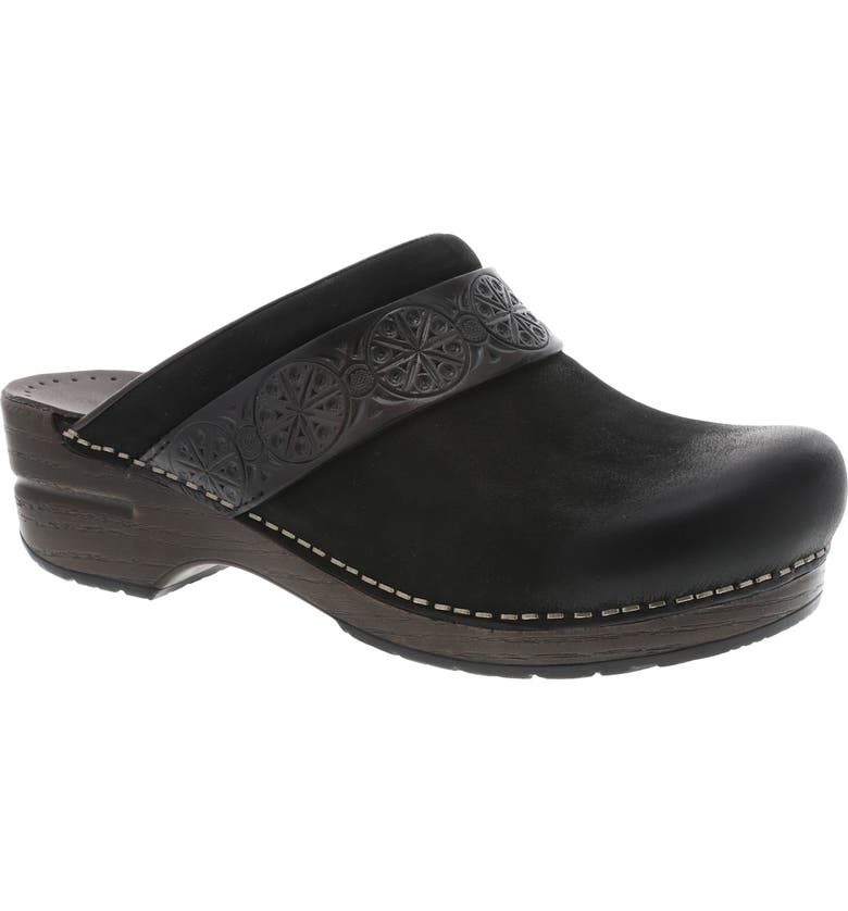 DANSKO Saundra Clog, Main, color, 001