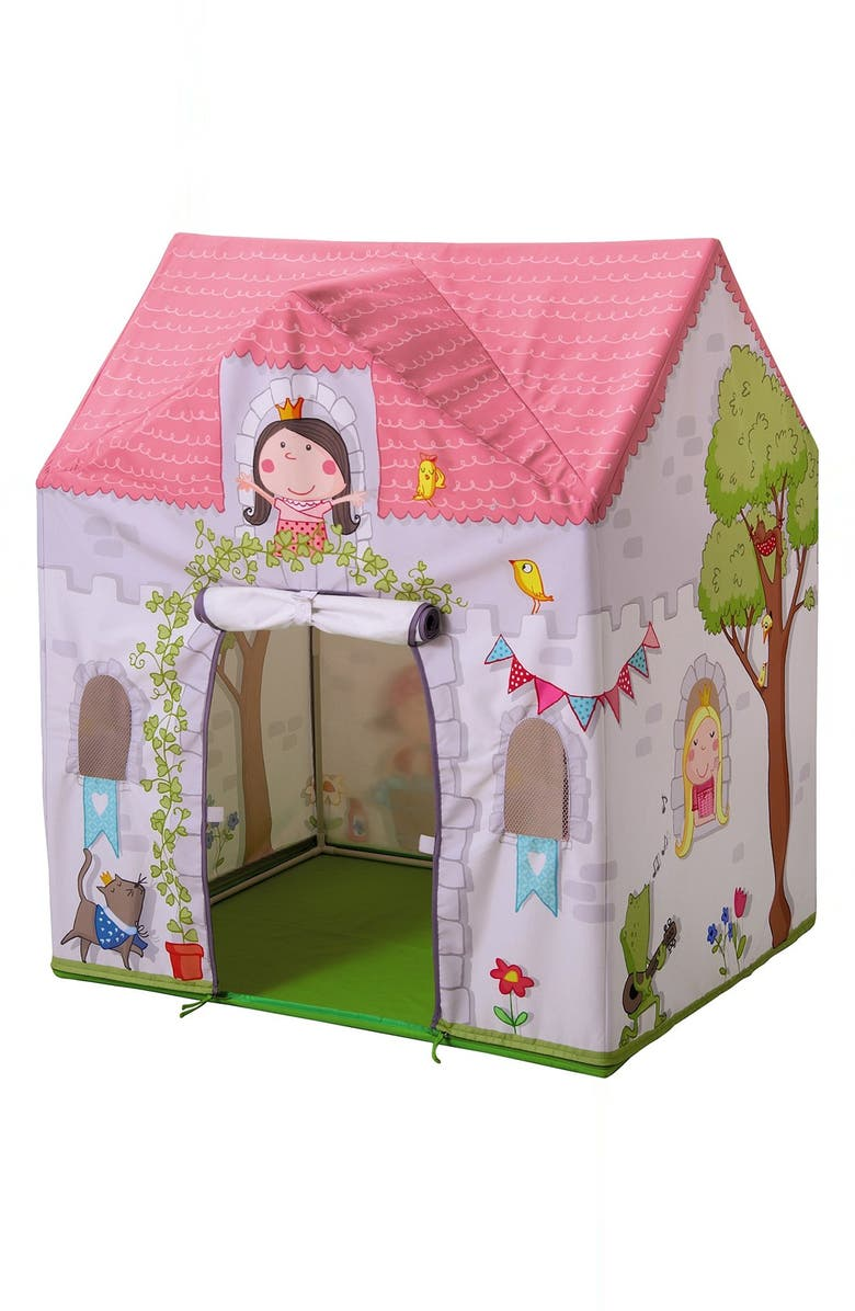 HABA 'Princess Rosalina' Play Tent, Main, color, 650