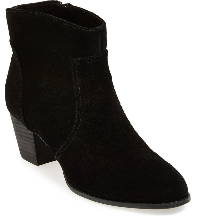 SOLE SOCIETY 'Romy' Bootie, Main, color, 001