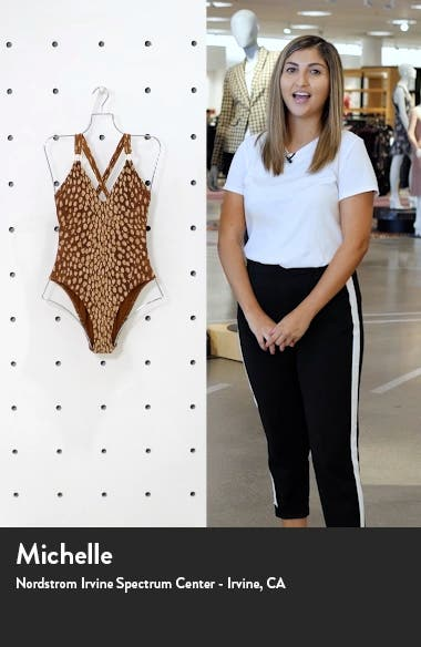 Bambi One-Piece Swimsuit, sales video thumbnail