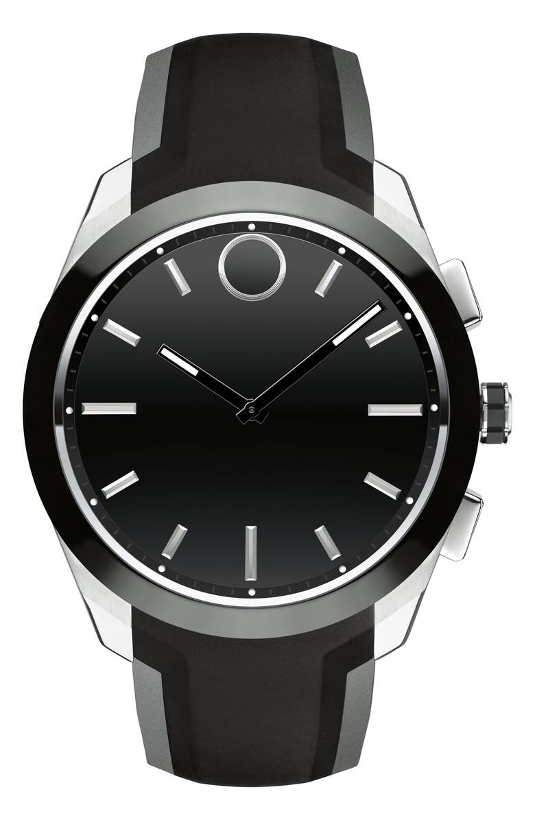 MOVADO Bold Connected II Smart Watch, 44mm, Main, color, 040