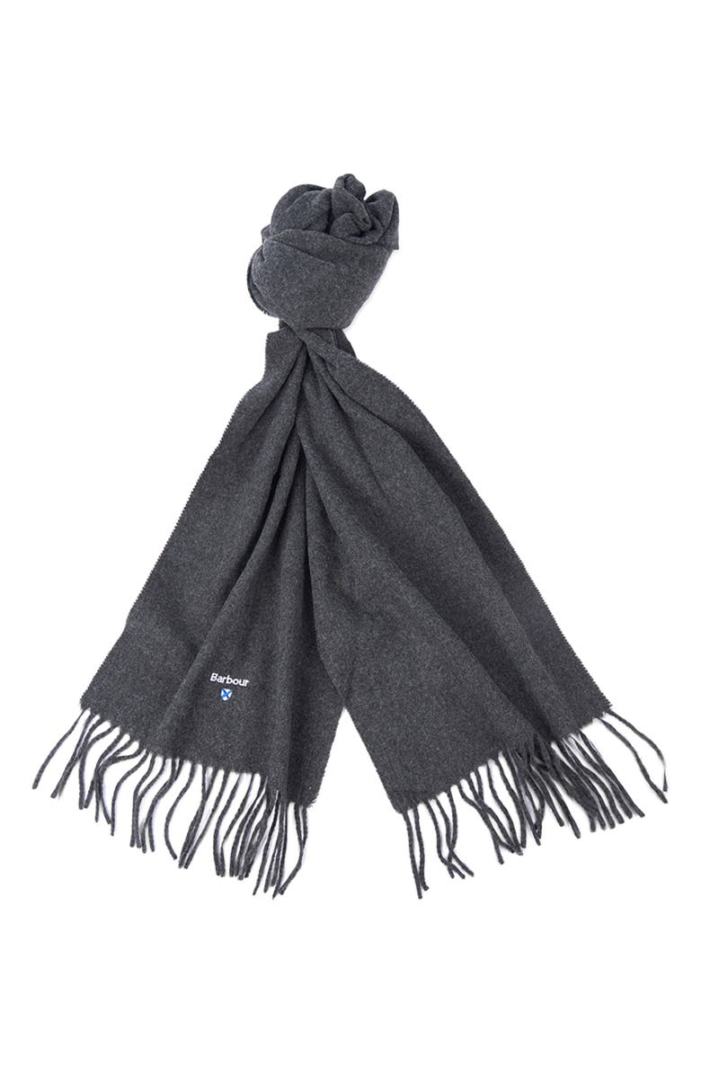 BARBOUR Gallingale Solid Scarf, Main, color, 052