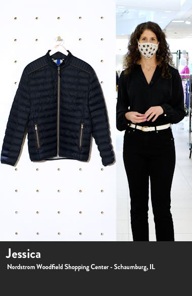 Craig Water Repellent Quilted Jacket, sales video thumbnail