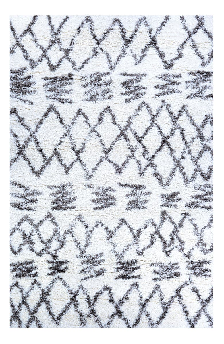 COURISTAN Urban Shag Kaza Rug, Main, color, 100