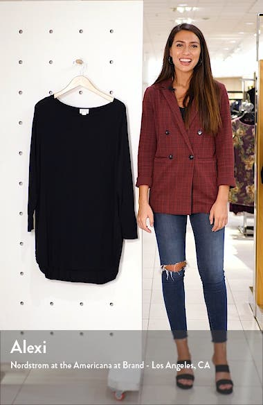 Shirttail Tunic, sales video thumbnail