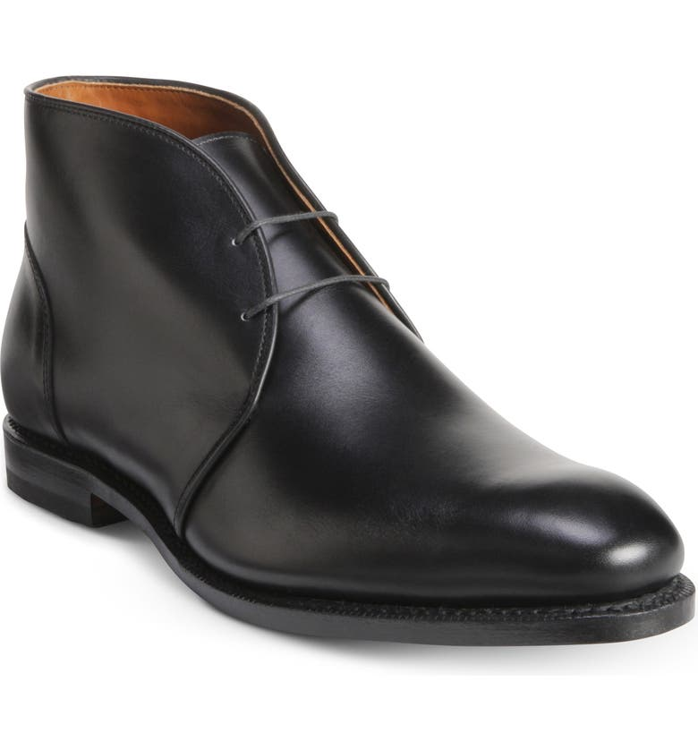 ALLEN EDMONDS Williamsburg Chukka Boot, Main, color, 001
