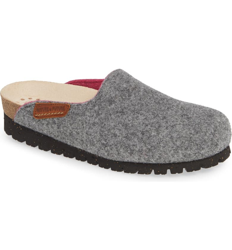 MEPHISTO Thea Boiled Wool Clog, Main, color, 036