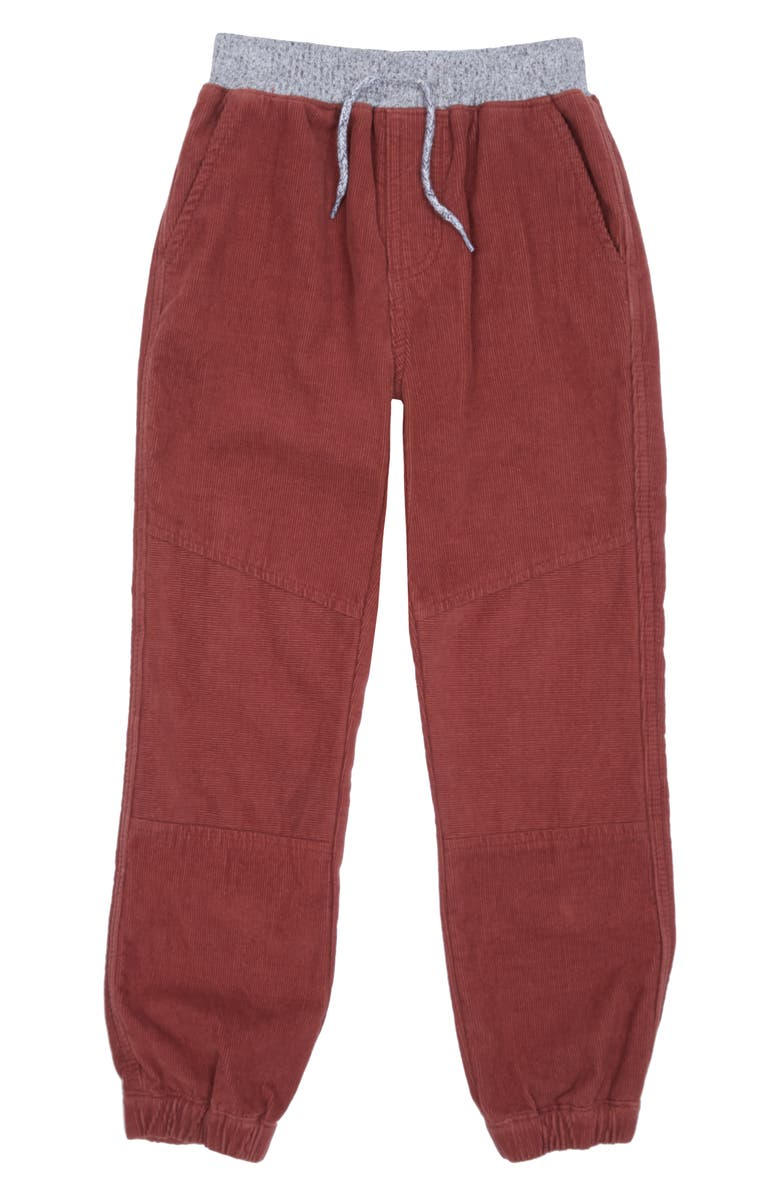 PEEK ARENT YOU CURIOUS TJ CORDUROY PULL ON PANT, Main, color, RUST