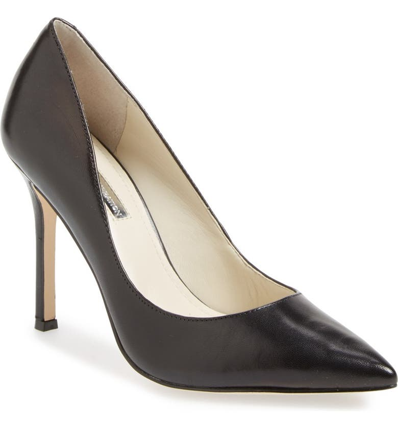 BCBGENERATION 'Treasure' Pointy Toe Pump, Main, color, 001