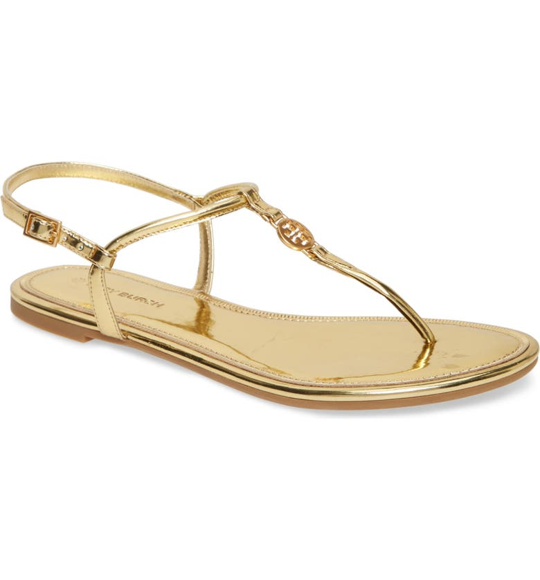 TORY BURCH Emmy Sandal, Main, color, GOLD