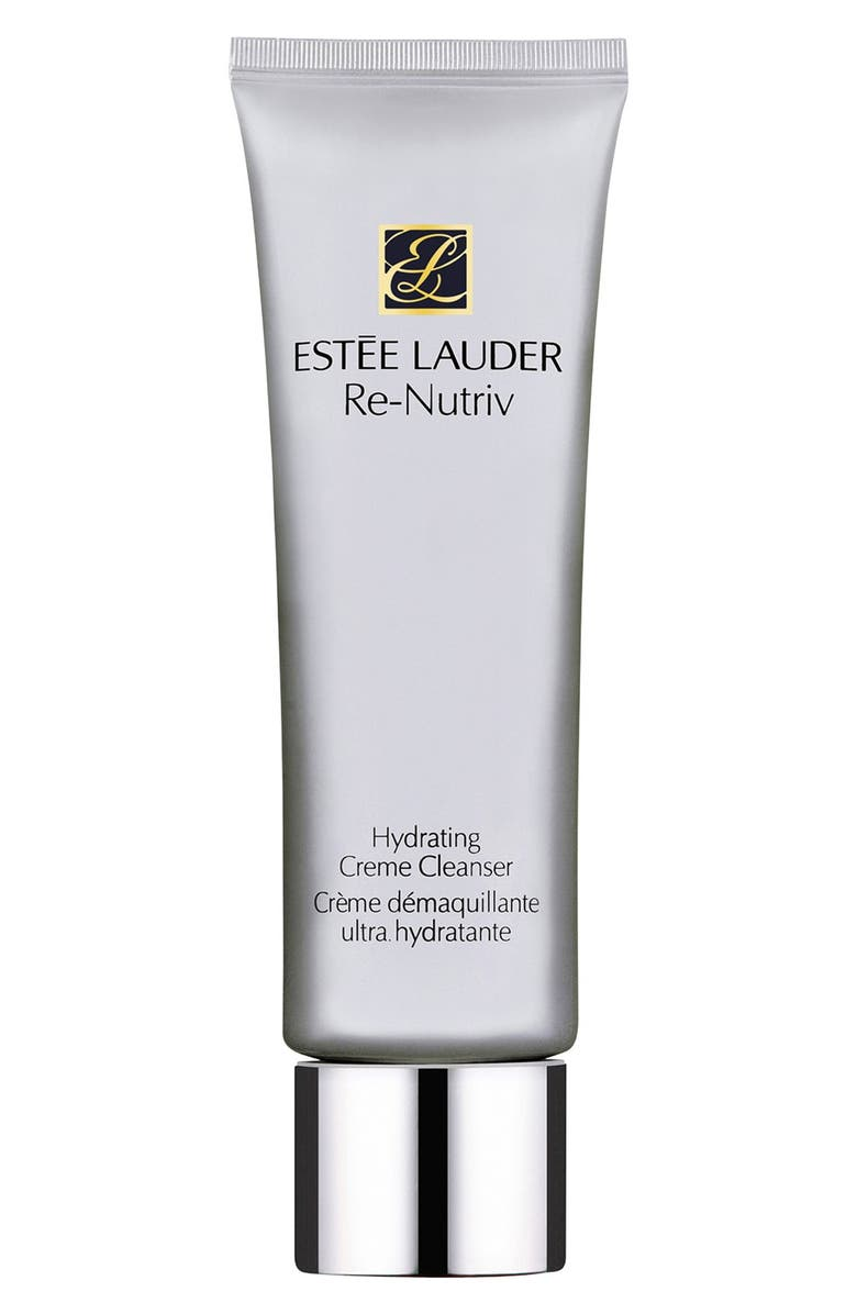 ESTÉE LAUDER Re-Nutriv Hydrating Creme Cleanser, Main, color, NO COLOR