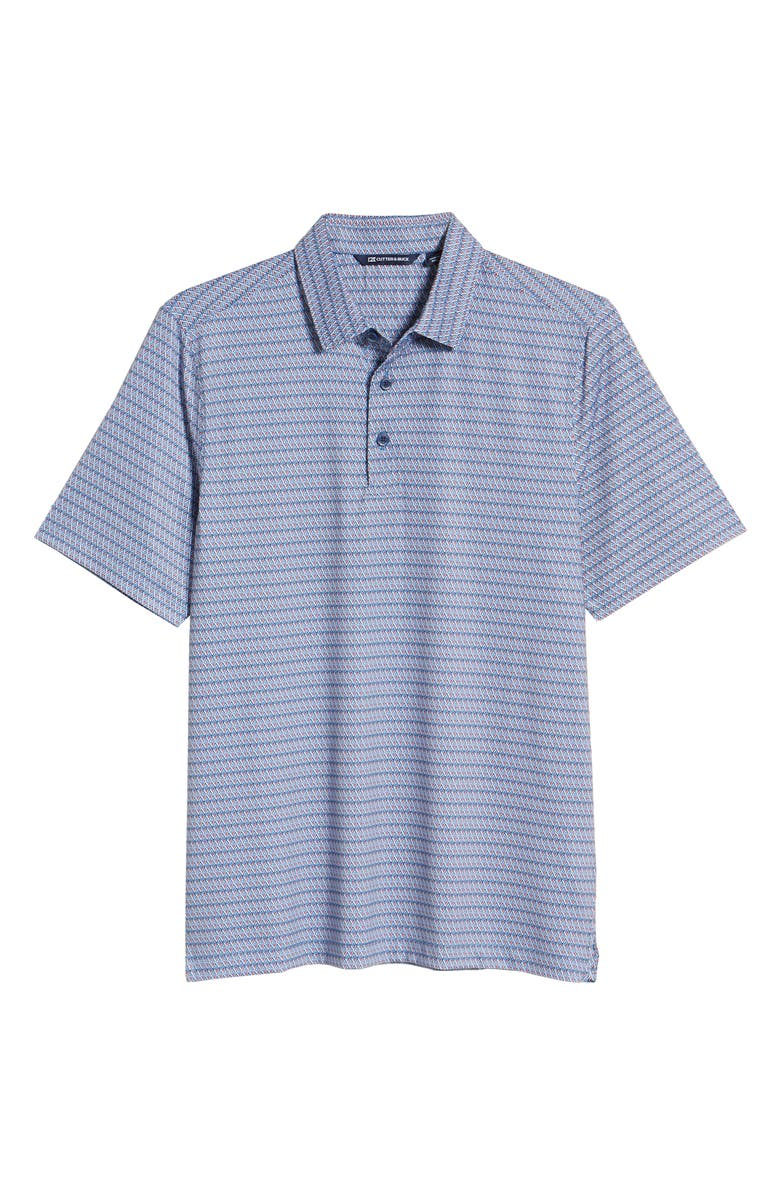 CUTTER & BUCK Pike DryTec Performance Polo, Main, color, INDIGO
