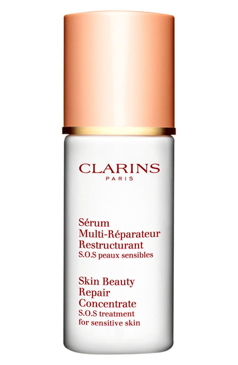CLARINS Skin Beauty Repair Concentrate Serum S.O.S Treatment for Sensitive Skin, Main, color, 000