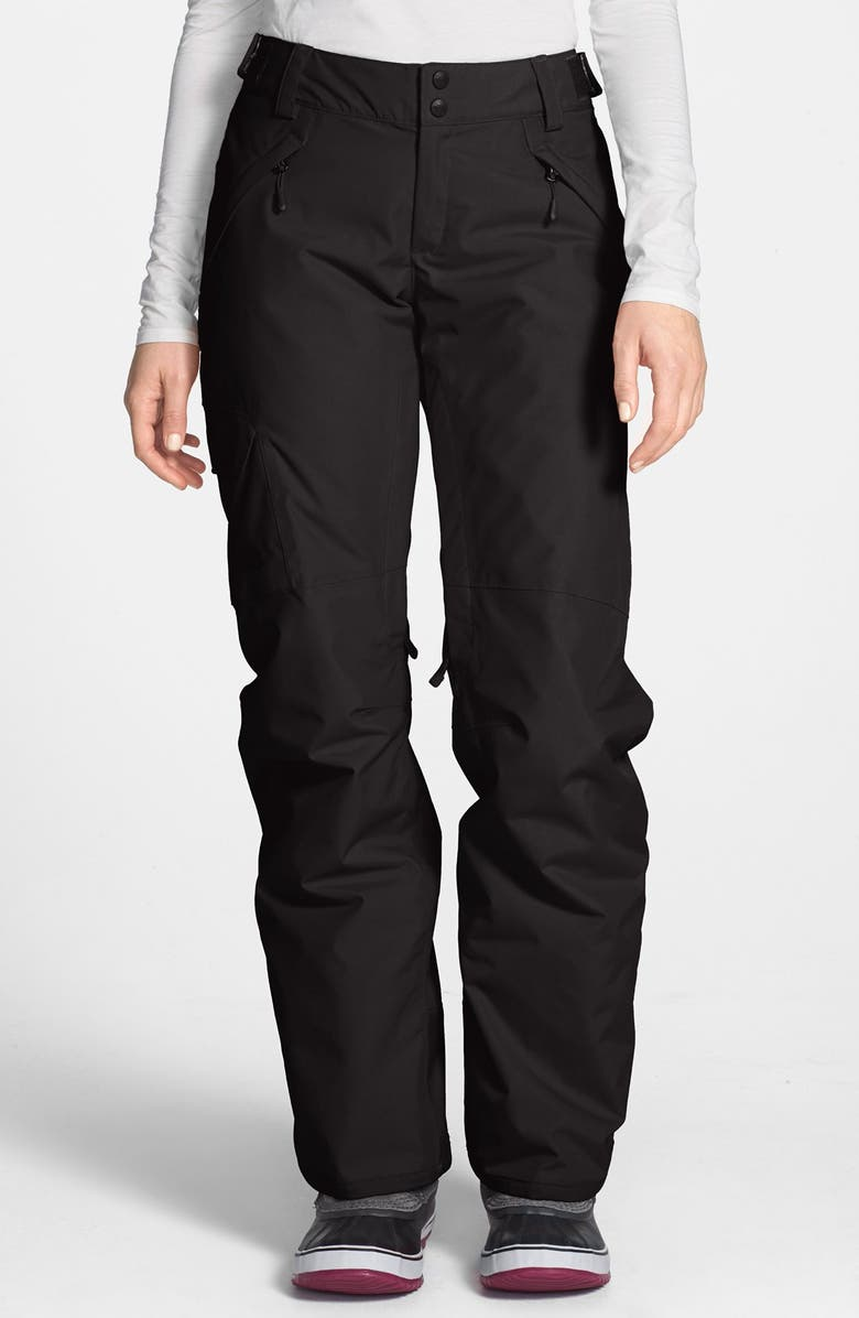 THE NORTH FACE 'Freedom' Insulated Pants, Main, color, TNF BLACK
