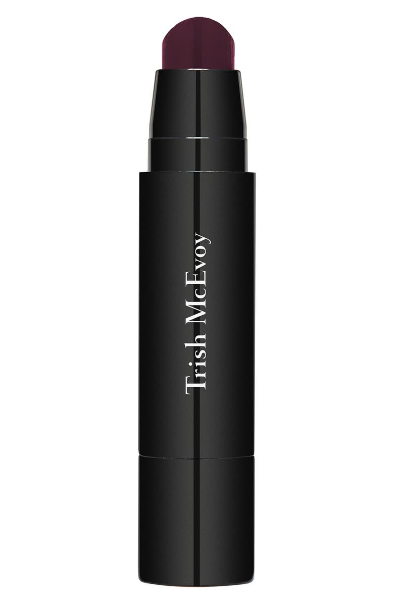 TRISH MCEVOY Beauty Booster<sup>®</sup> Lip & Cheek Sheer Tinted Color, Main, color, BLACKBERRY