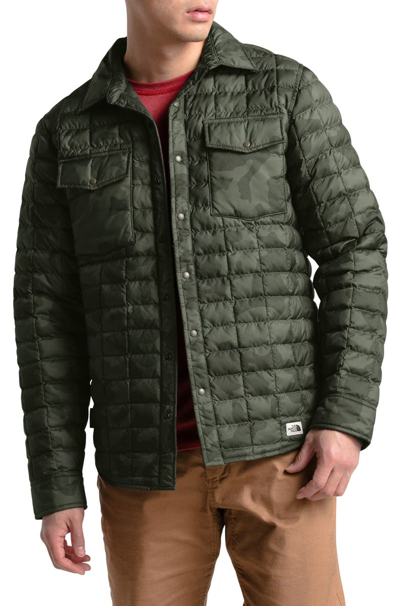 THE NORTH FACE ThermoBall<sup>™</sup> Eco Snap Jacket, Main, color, 301
