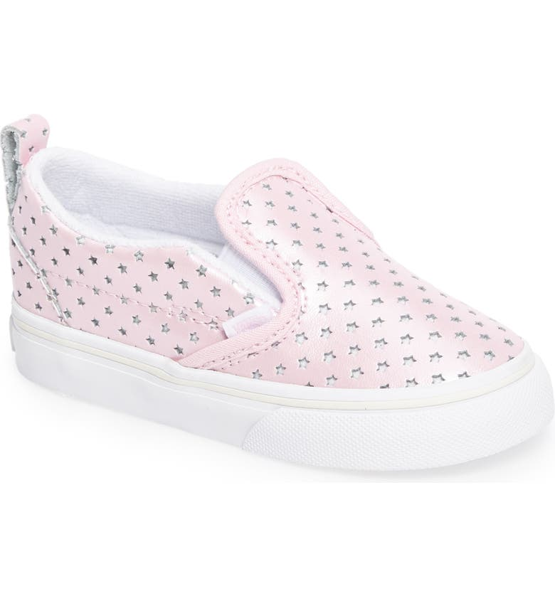 VANS Classic Perforated Slip-On Sneaker, Main, color, 650
