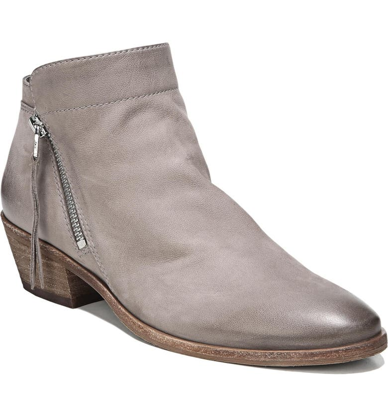 SAM EDELMAN Packer Bootie, Main, color, PUTTY LEATHER