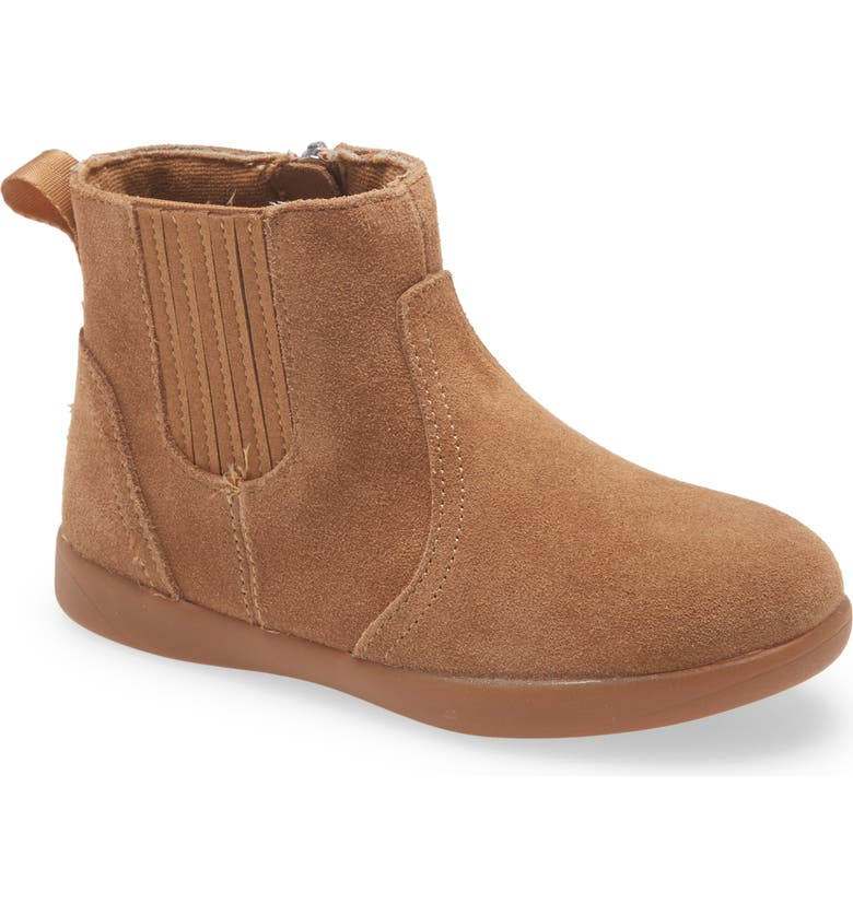 UGG<SUP>®</SUP> Ryndon Boot, Main, color, CHESTNUT SUEDE