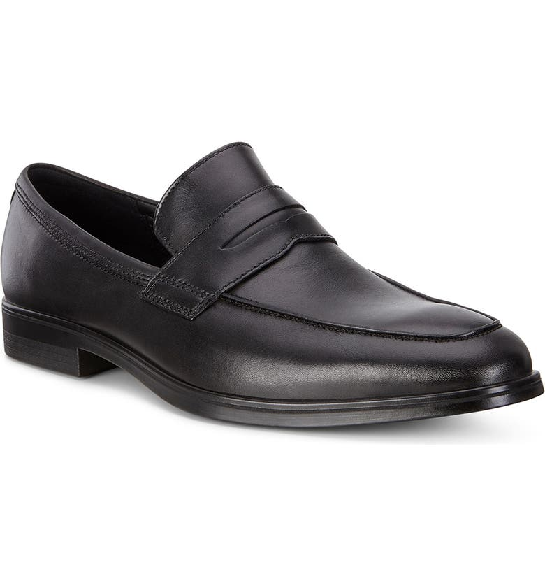ECCO Melbourne Penny Loafer, Main, color, 008