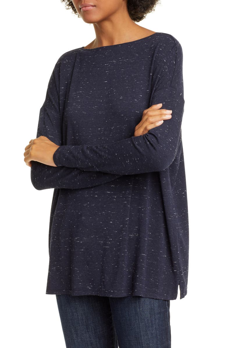NORDSTROM SIGNATURE Dolman Sleeve Knit Top, Main, color, 410