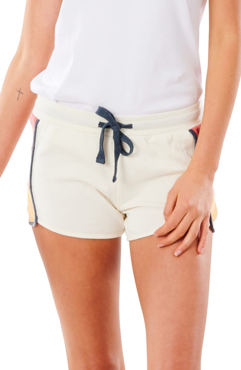 RIP CURL Golden State Knit Shorts, Main, color, BONE