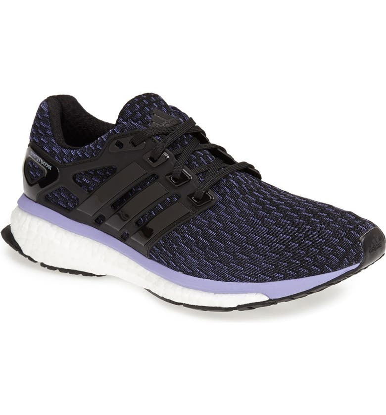 ADIDAS 'Energy Boost Reveal' Running Shoe, Main, color, 001