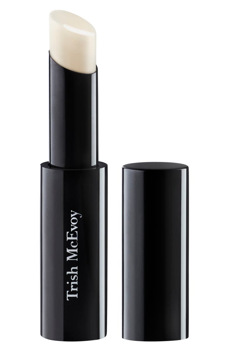 TRISH MCEVOY Clear Solid Lip Gloss, Main, color, CLEAR