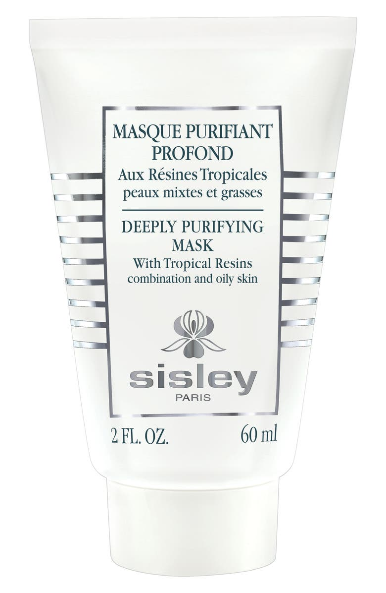 SISLEY PARIS Deeply Purifying Mask with Tropical Resins, Main, color, No Color