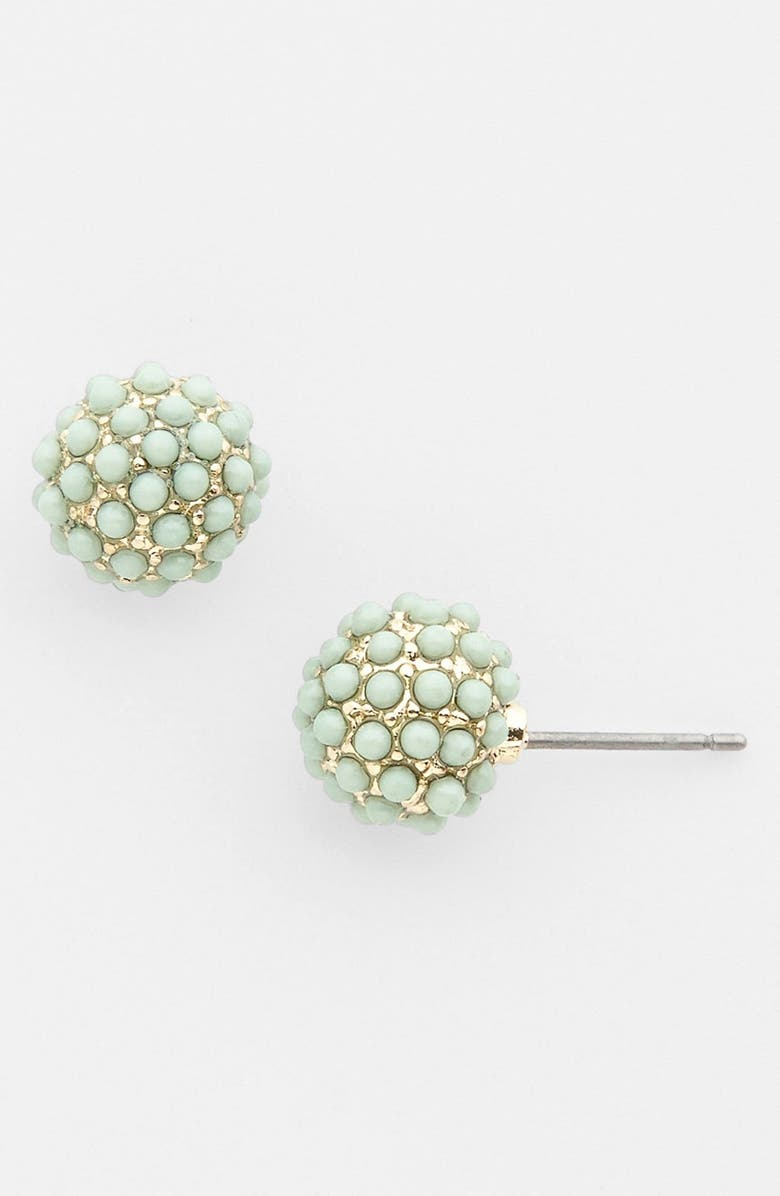 STEPHAN & CO. 'Popcorn' Stud Earrings, Main, color, 440