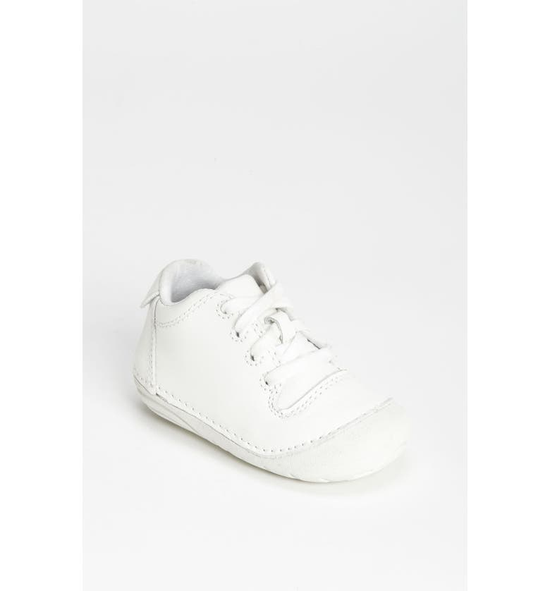 STRIDE RITE 'Freddie' Sneaker, Main, color, WHITE